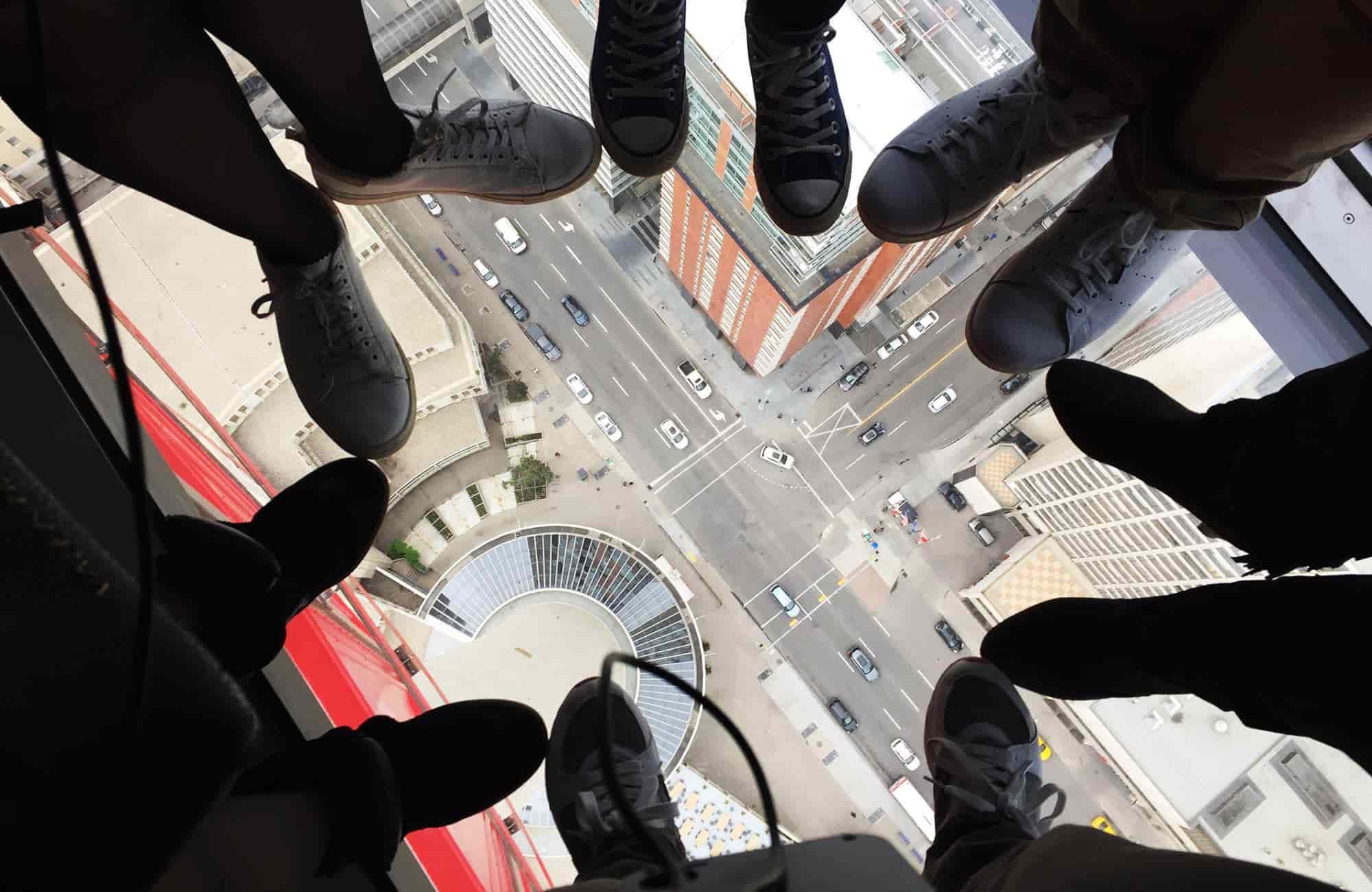 Voyage au Canada - Calgary Tower - Amplitudes