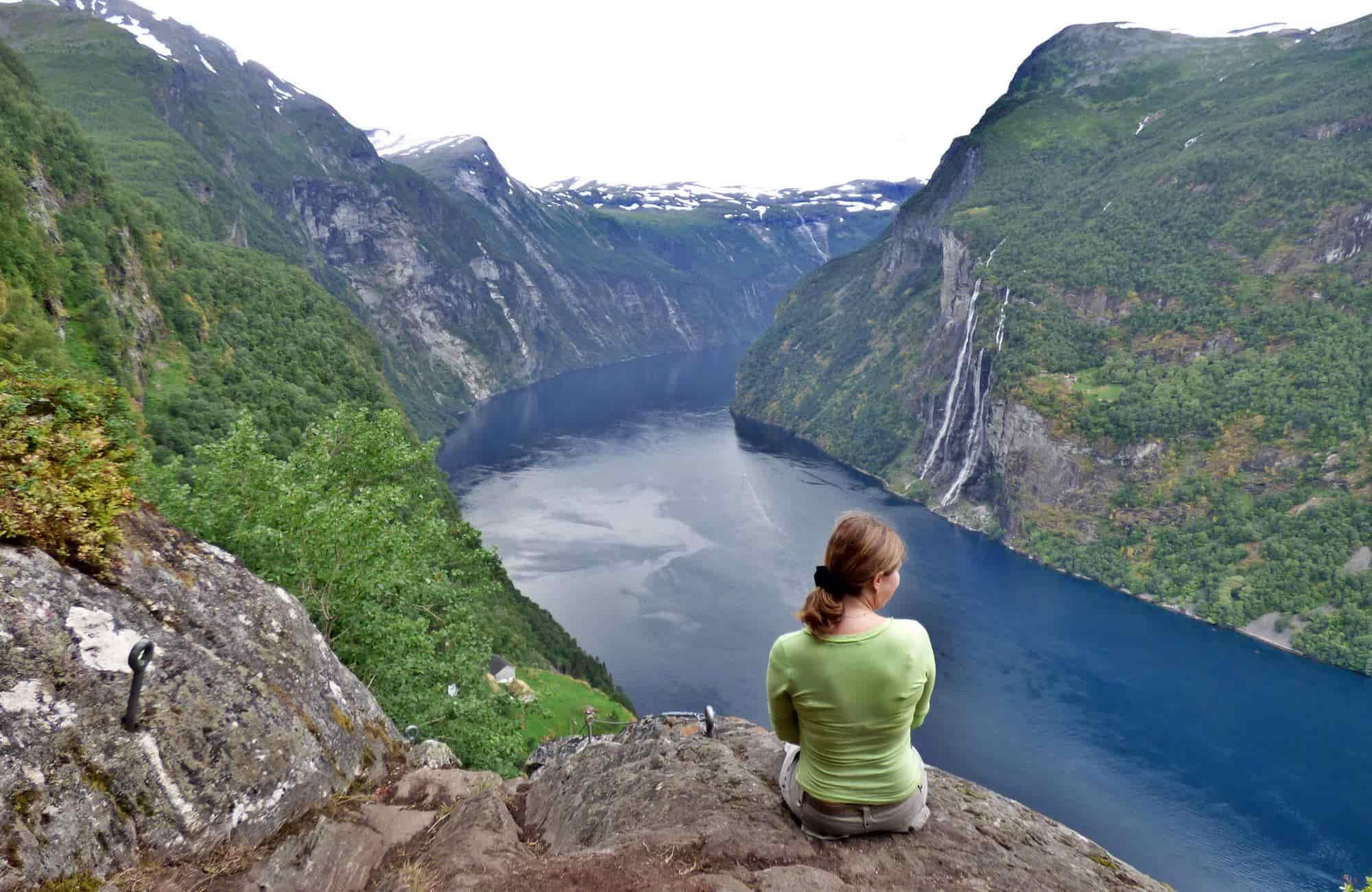 Voyage en Norvège - Geirangerfjord - Amplitudes