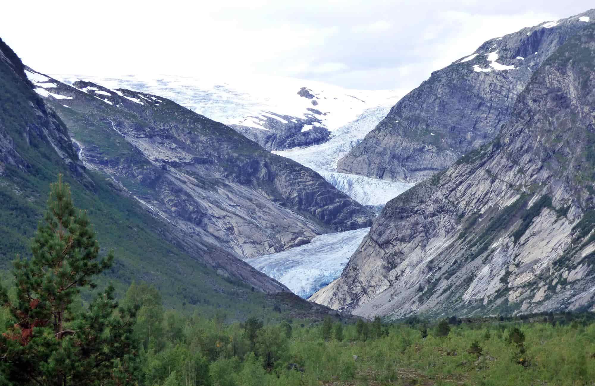 Voyage en Norvège - Glacier de Jostedal - Amplitudes