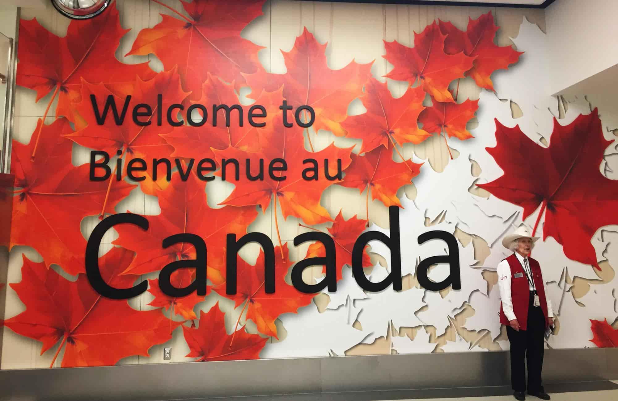 Voyage au Canada - Edmonton - Amplitudes