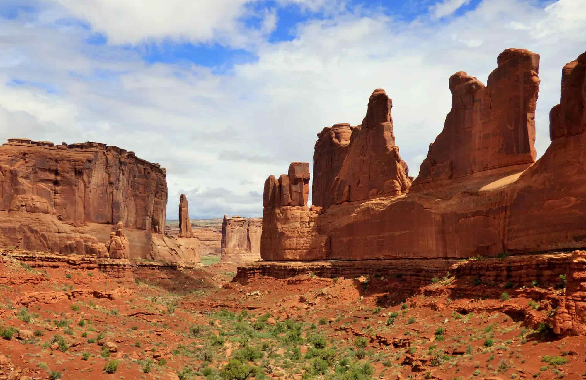 Voyage au États-Unis - Moab, Arches National Park - Amplitudes