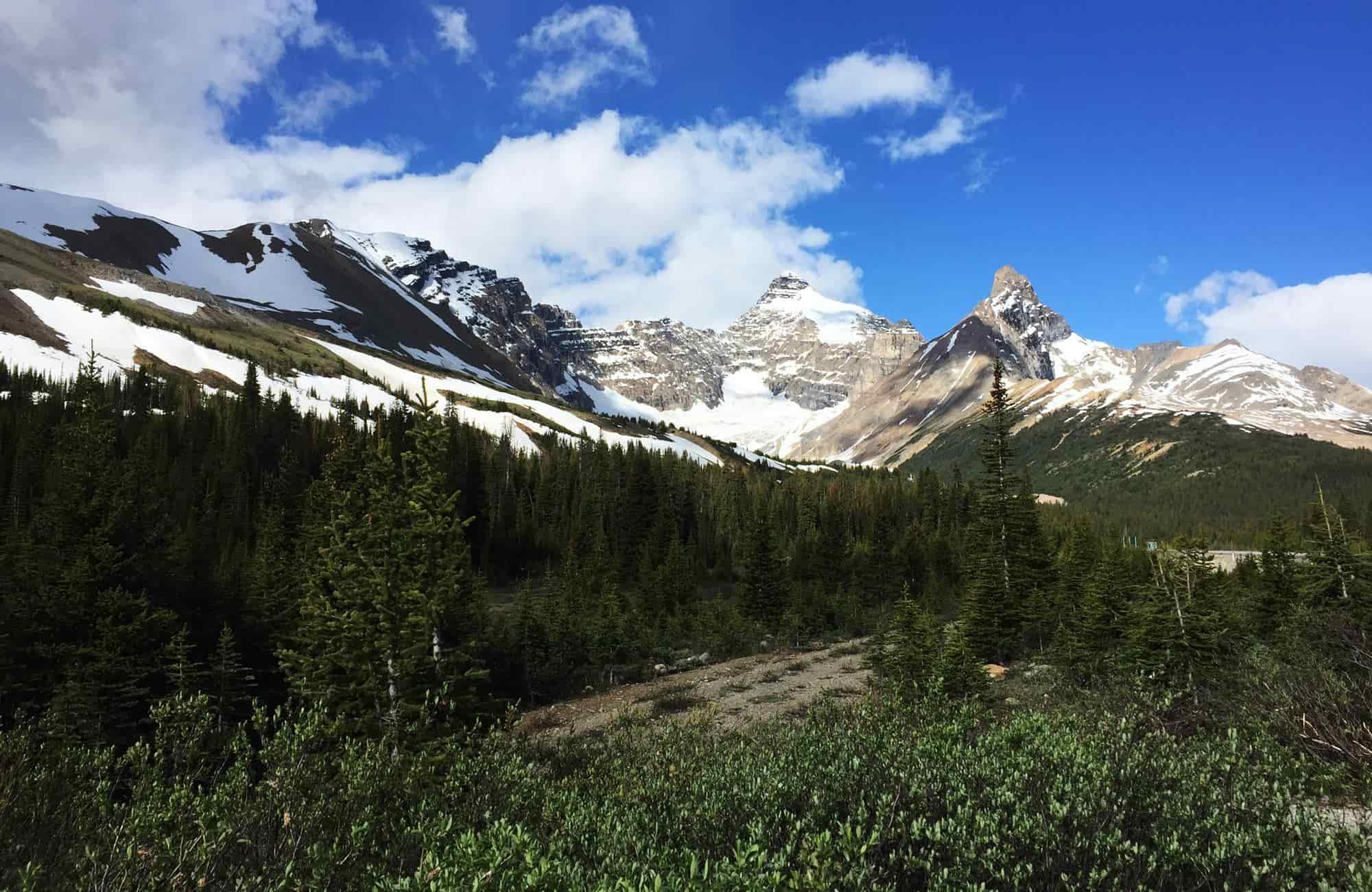 Voyage au Canada - Paysages de la Route des Glaciers - Amplitudes