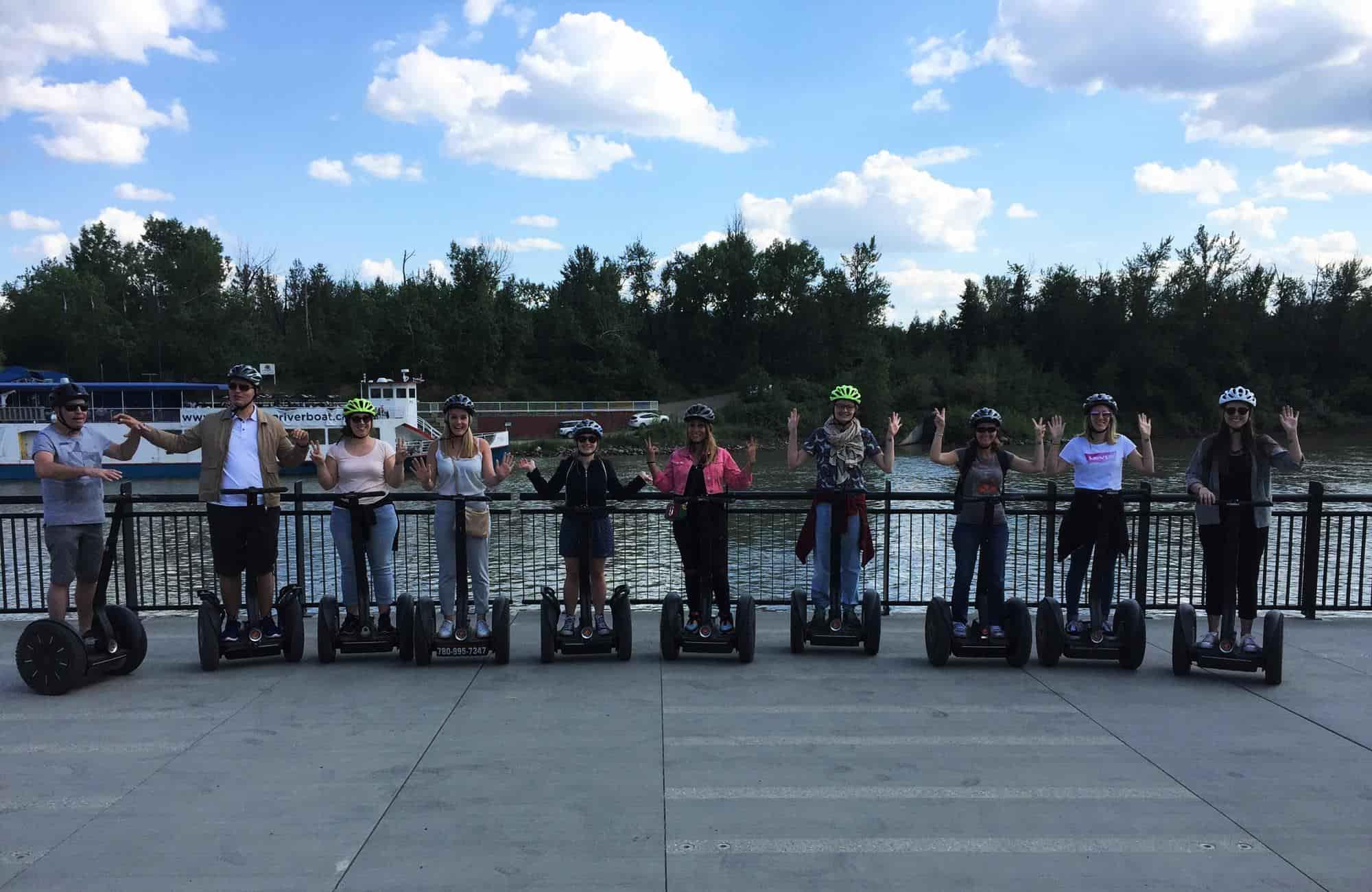 Voyage au Canada - Balade en Segway - Amplitudes