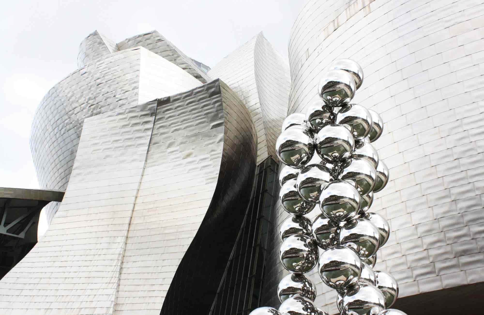 Voyage en Espagne - musée Guggenheim - Amplitudes