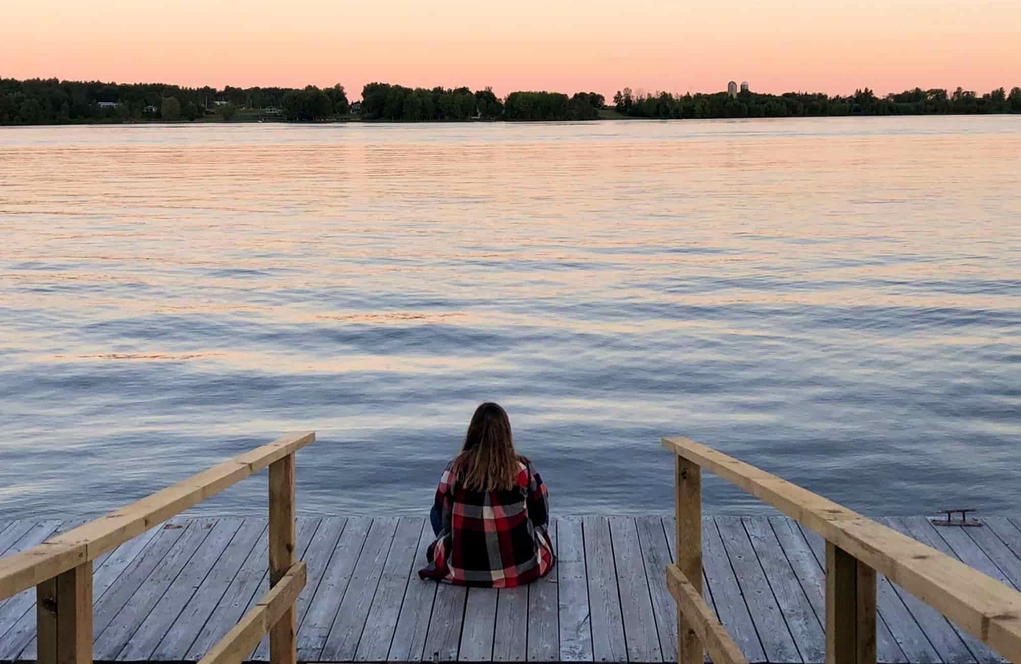 Voyage Québec - rivière des Outaouais - Amplitudes