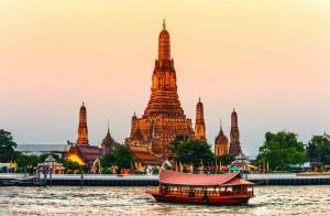 Voyage Thailande - Bangkok - Amplitudes