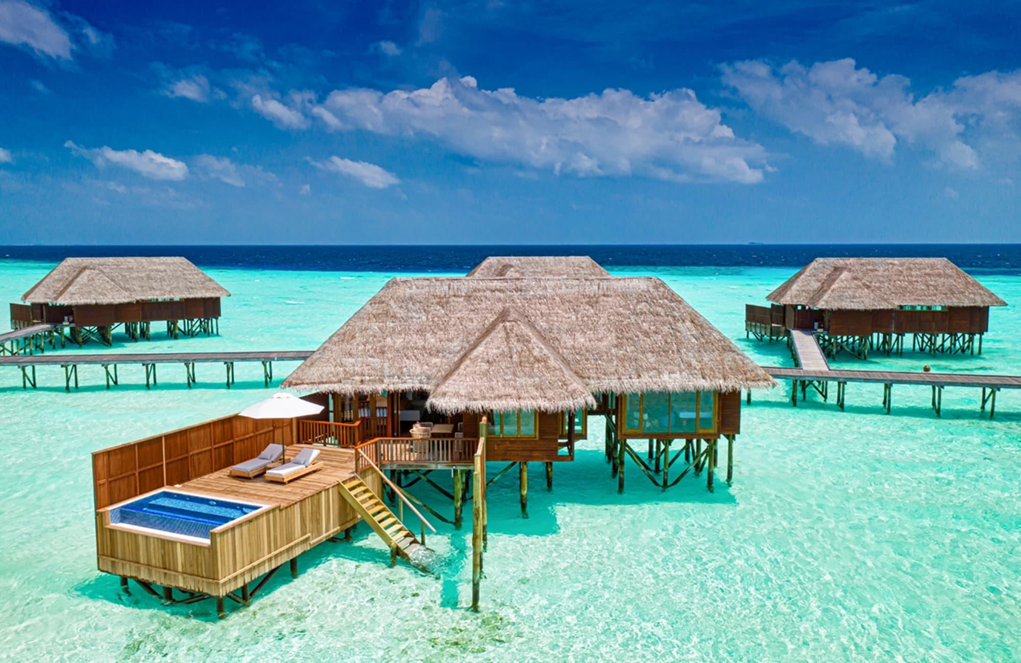 Voyage Maldives - Grand Water Villa with Pool Conrad Maldives - Amplitudes