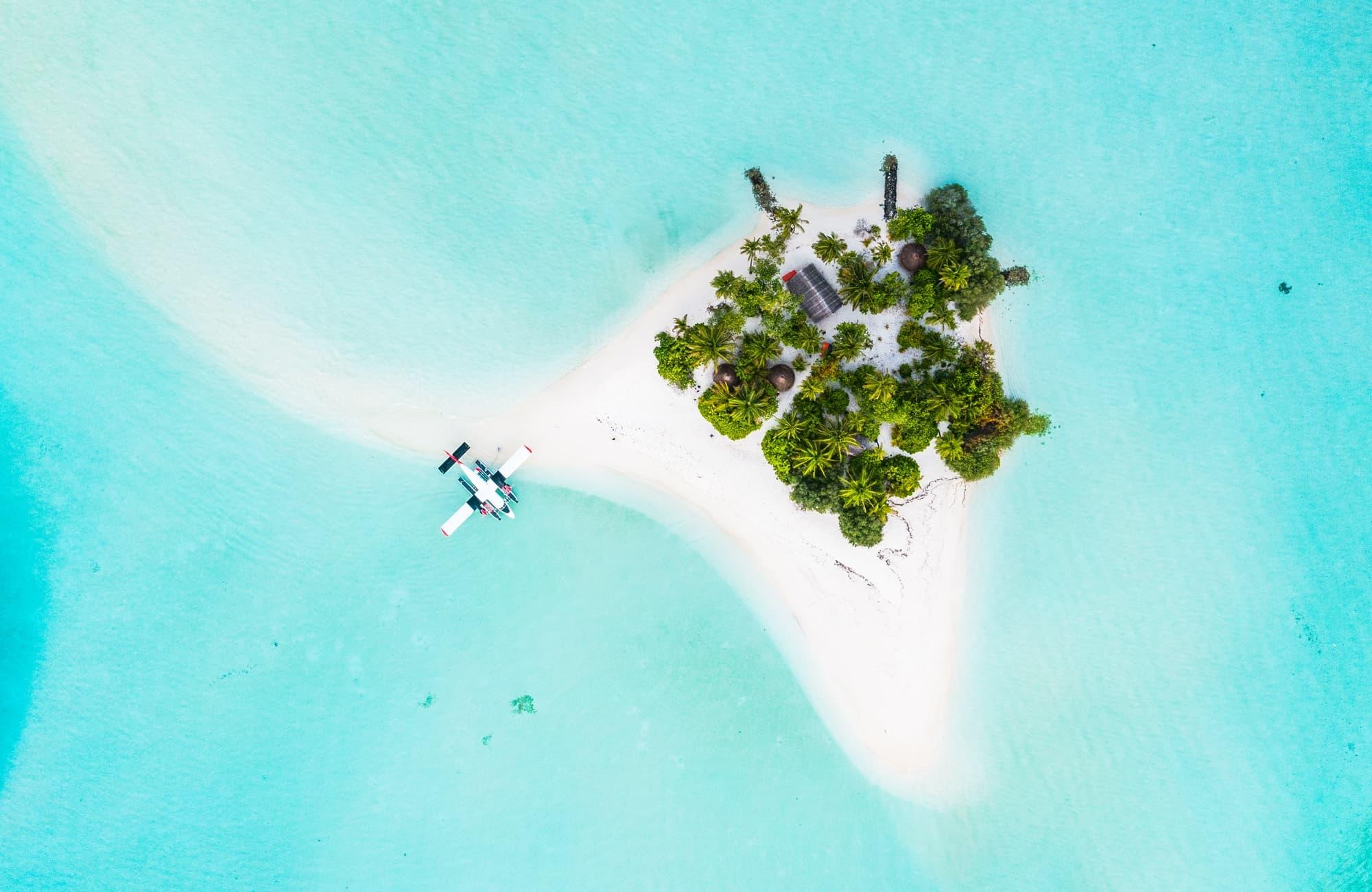 Voyage Maldives - Hydravion - Amplitudes