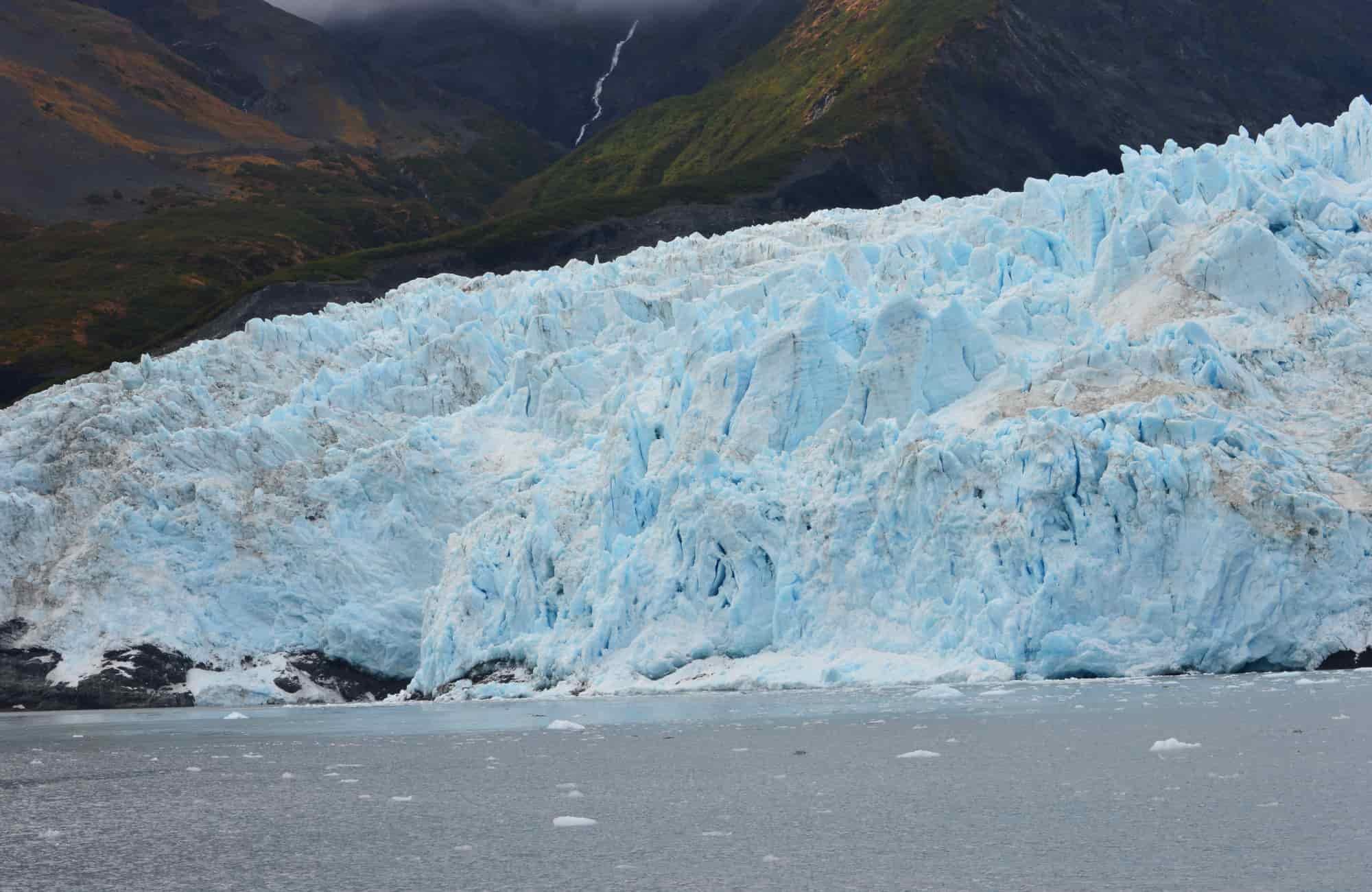Voyage Alaska - Glacier Aialik - Amplitudes