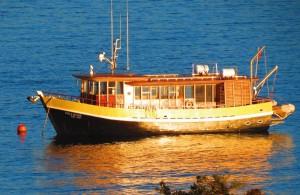 Voyage Chiloé - Balade en bateau sur les eaux chilotes - Amplitudes