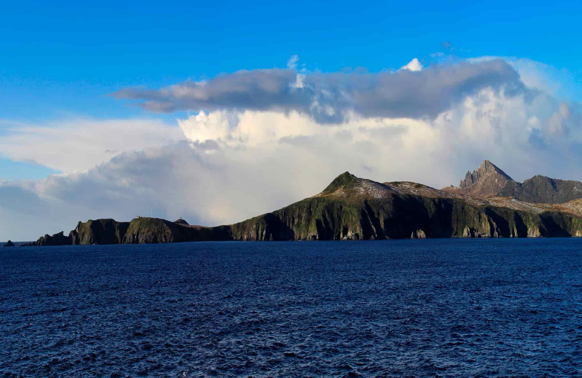 Voyage Cap Horn - Amplitudes