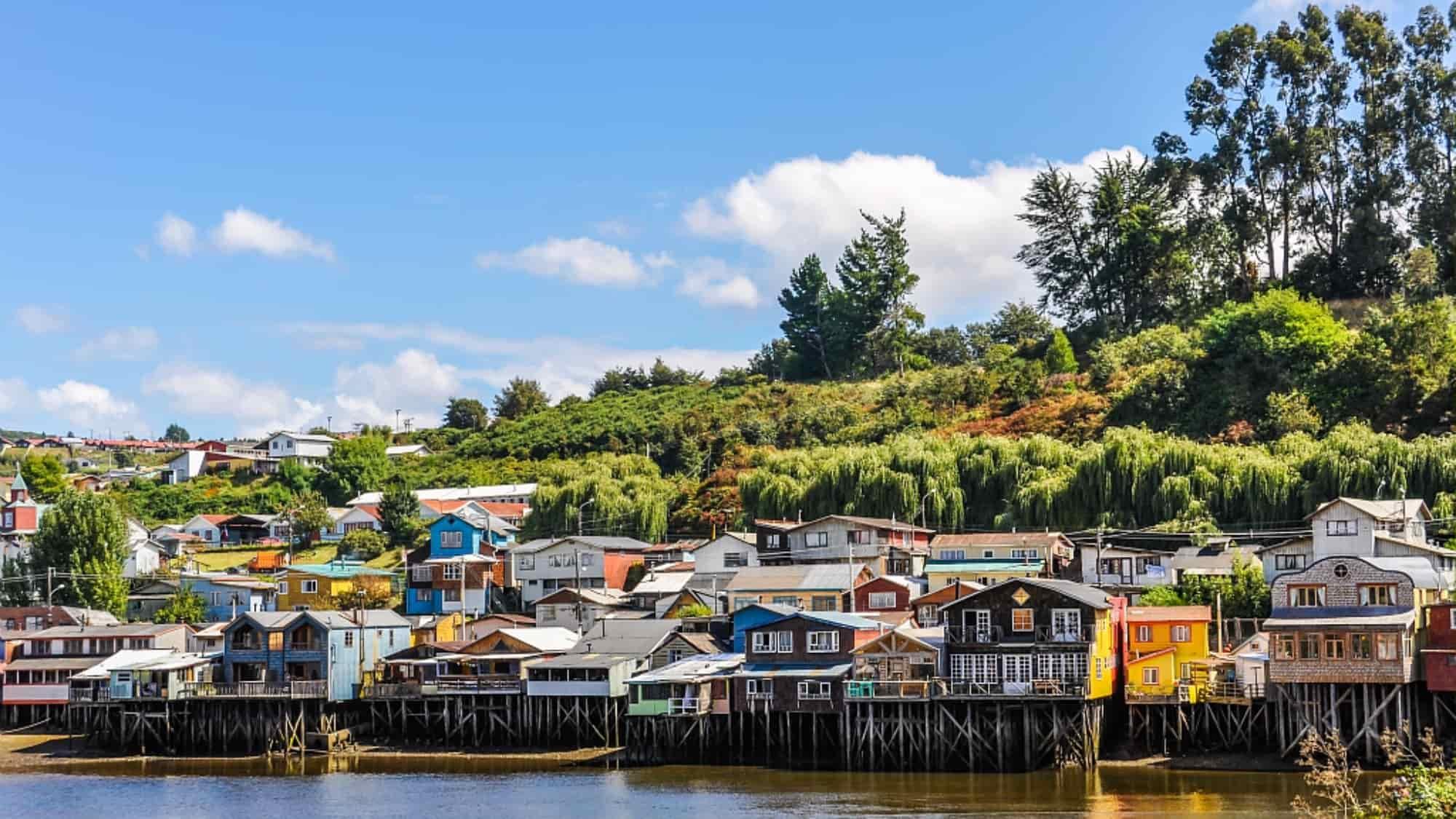 Voyage Chiloé - Visite de Castro - Amplitudes