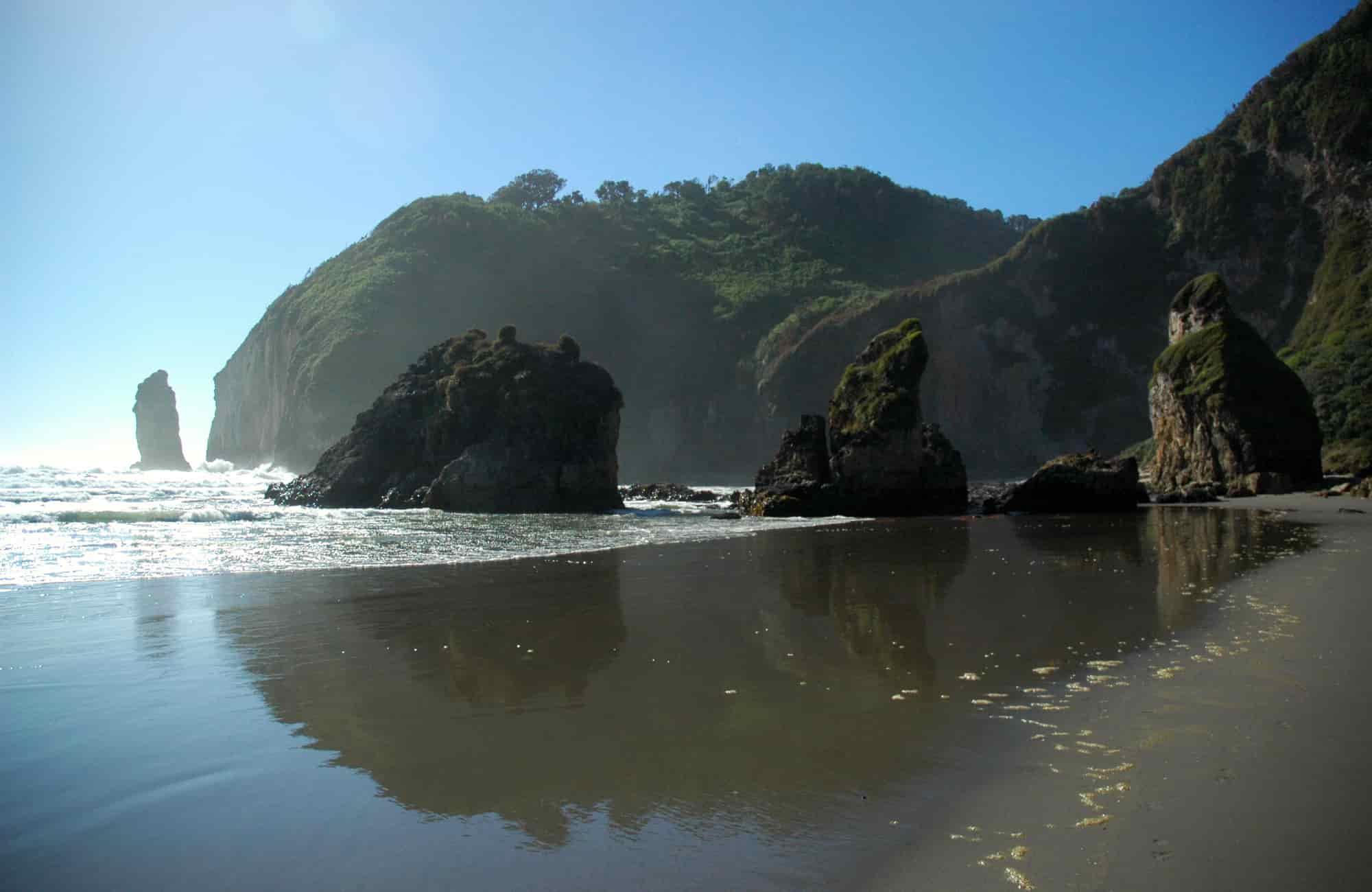 Voyage Chiloé - Plage de Duahato - Amplitudes