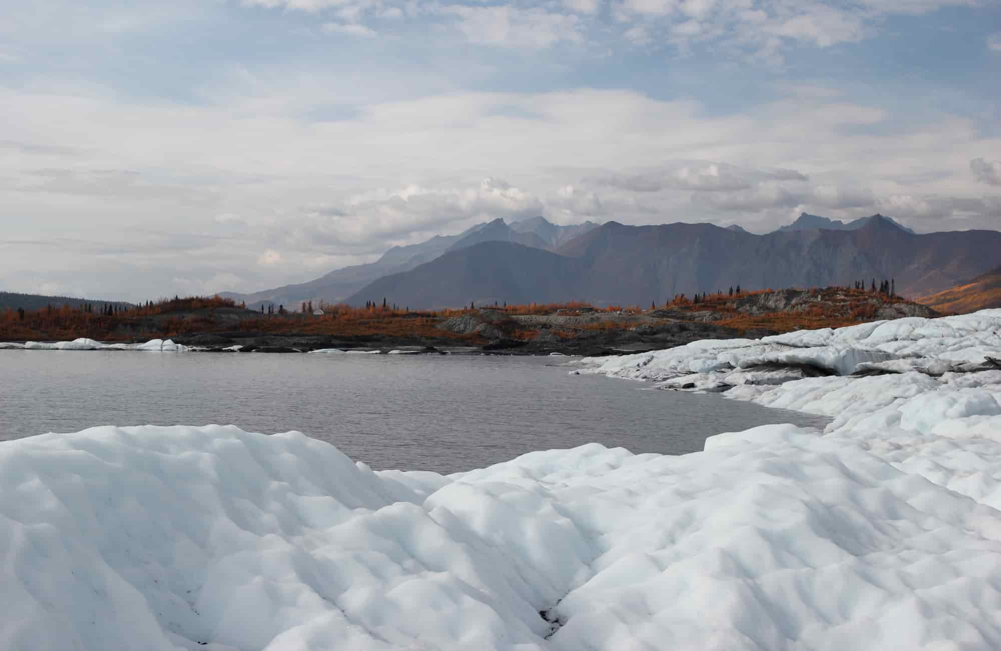 Voyage Alaska - Glacier d'Alaska - Amplitudes