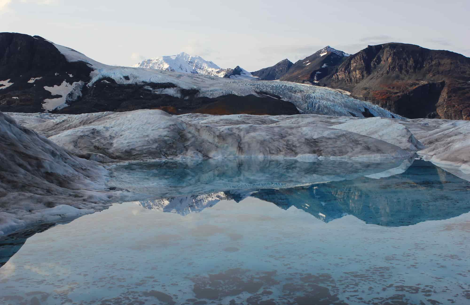 Voyage Alaska - Glacier Knik - Amplitudes