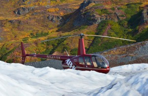 Voyage Alaska - Vol en hélicoptère - Amplitudes