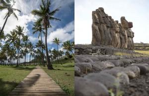 Séjour Ile de Pâques - Moais - Amplitudes