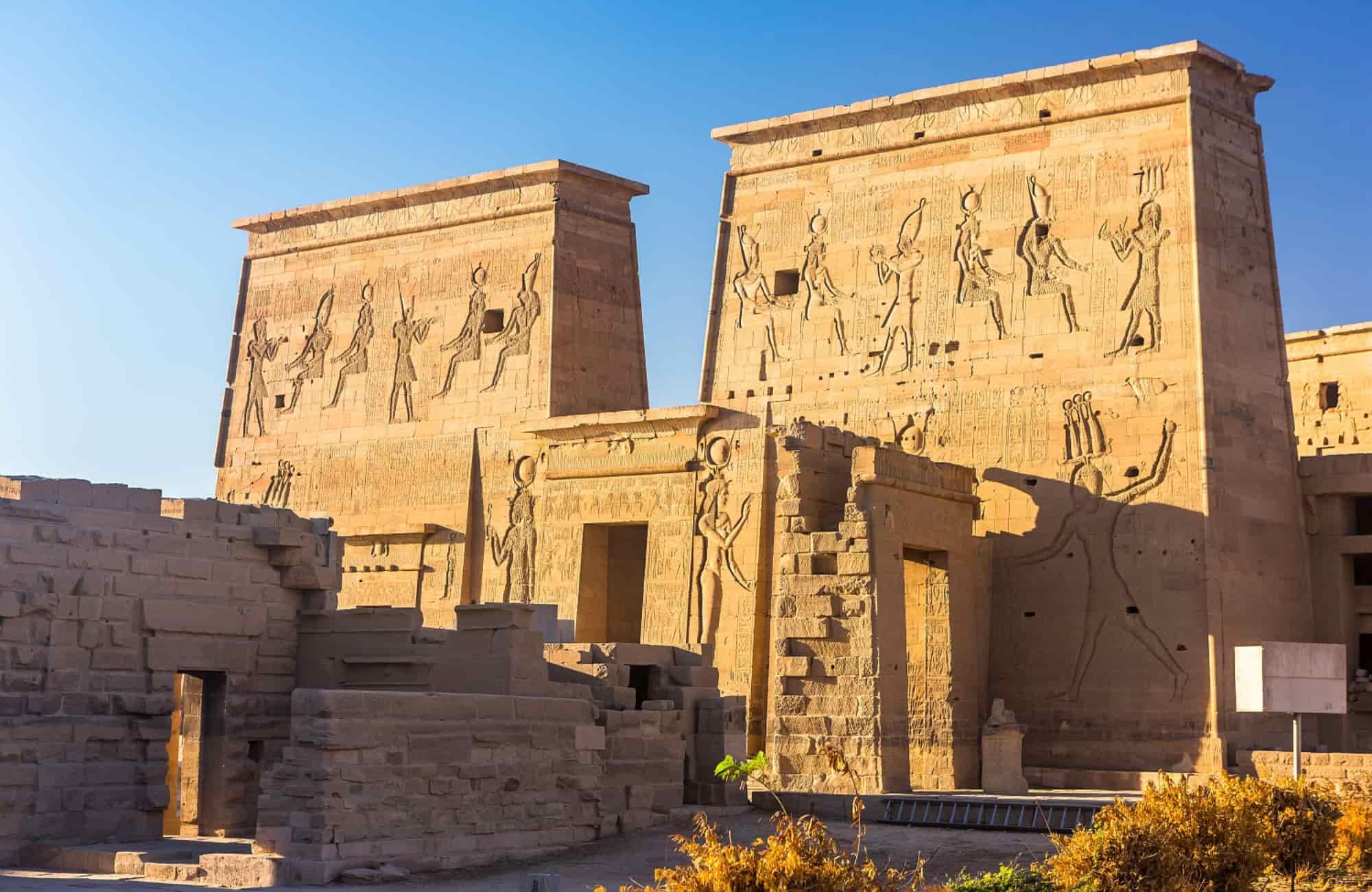 Voyage Egypte - Temple Philae - Amplitudes