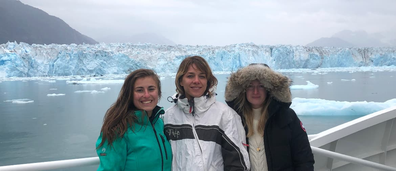 Voyage Alaska - Glacier Columbia - Amplitudes