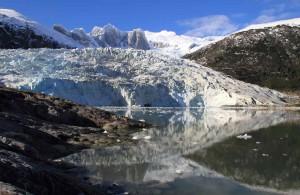 Voyage Cap Horn - Glacier Pia - Amplitudes