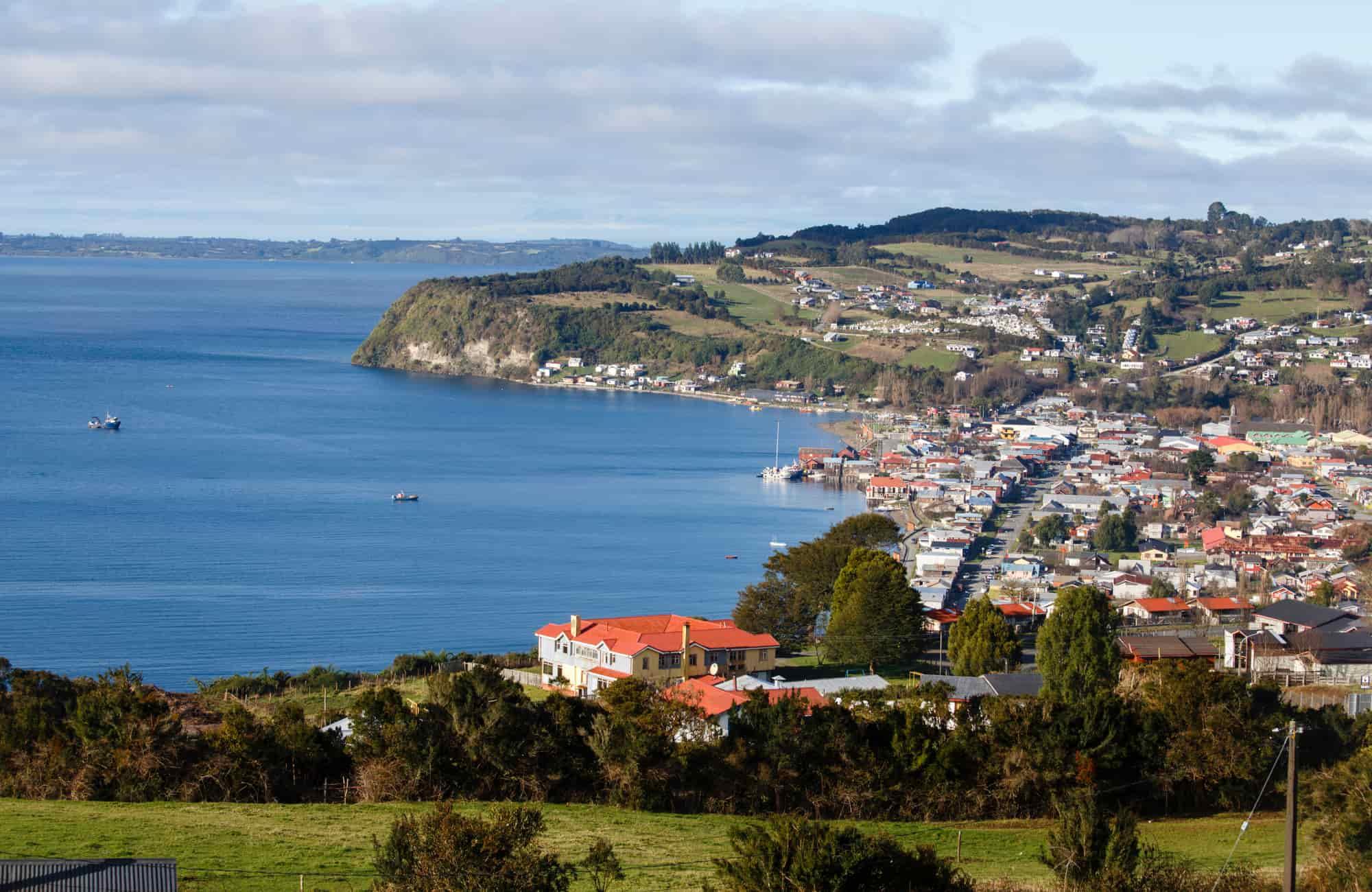 Voyage Chiloé - île de Quinchao - Amplitudes
