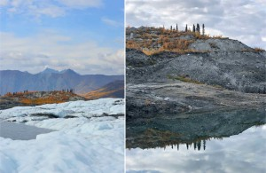 Voyage Alaska - Randonée sur le glacier Manatuska - Amplitudes