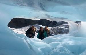 Découverte des particularités du glacier