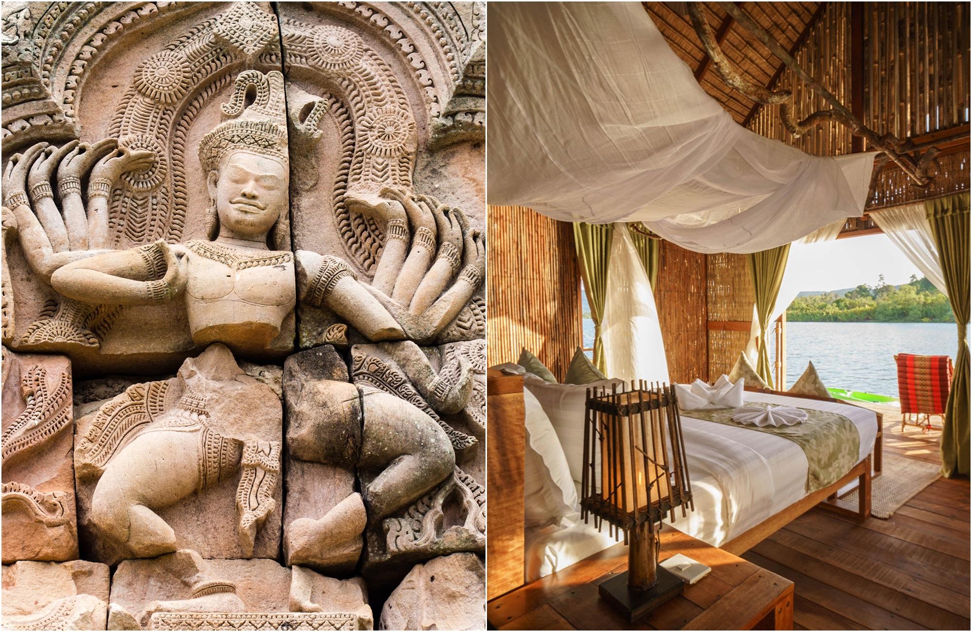 Voyage Thailande - Cambodge - Phanom Rung et Koh Andet - Amplitudes