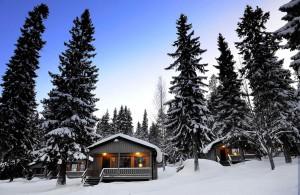 Voyage Laponie - Brandon Lodge - Amplitudes