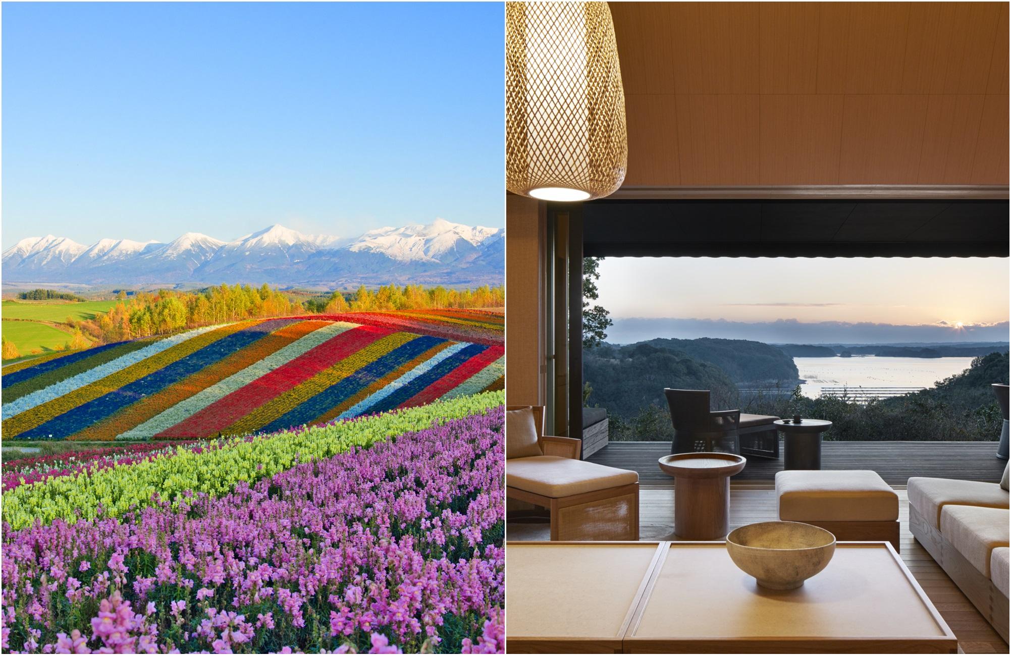 Voyage Japon - Biei à Hokkaido et Hôtel Amanemu - Amplitudes