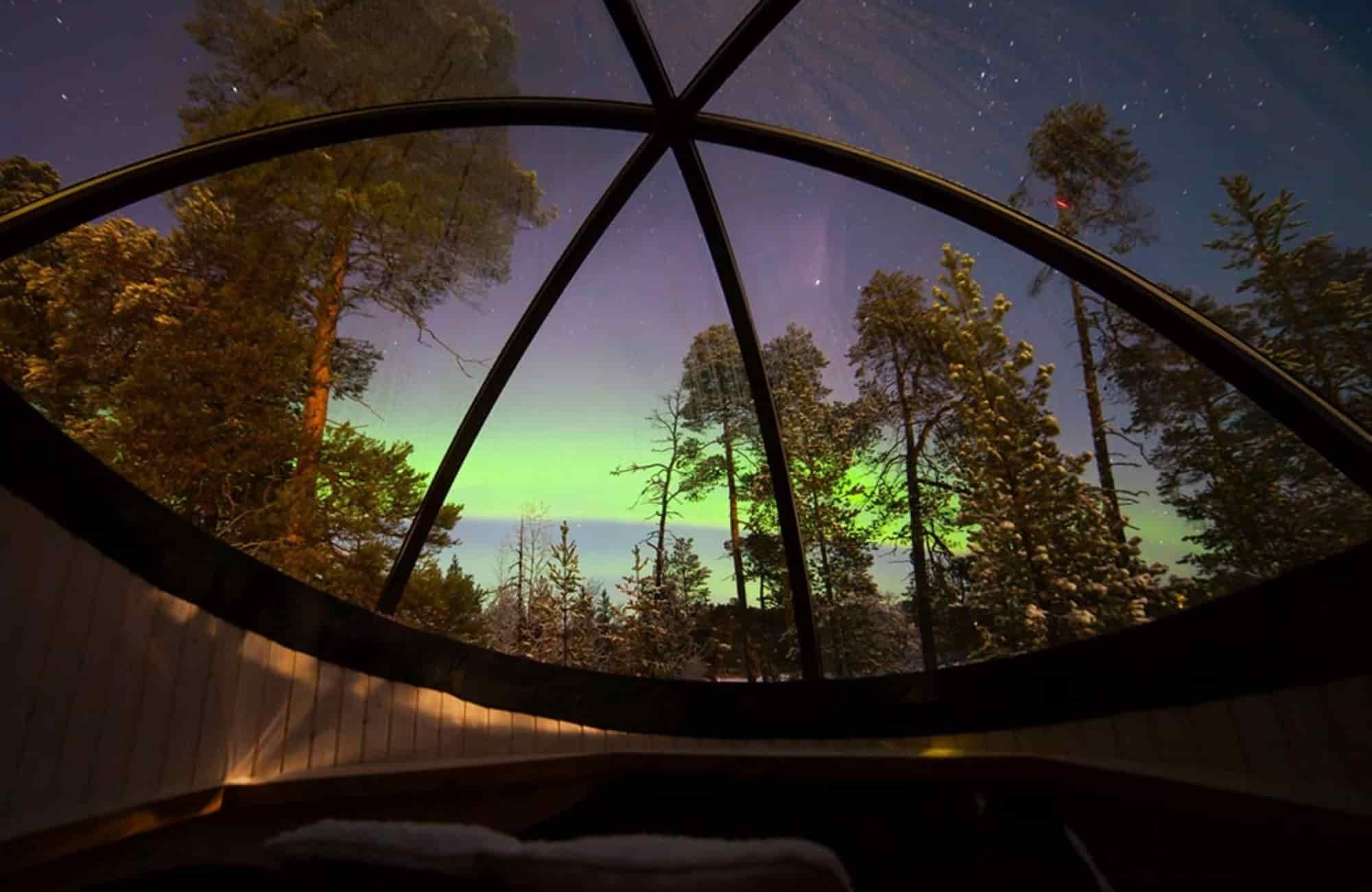 Voyage Laponie - Nellim Wilderness Hotel - Amplitudes