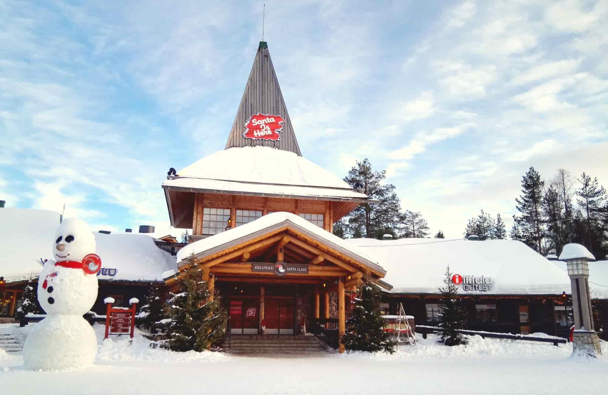 Voyage Laponie - Santa Claus Village - Amplitudes
