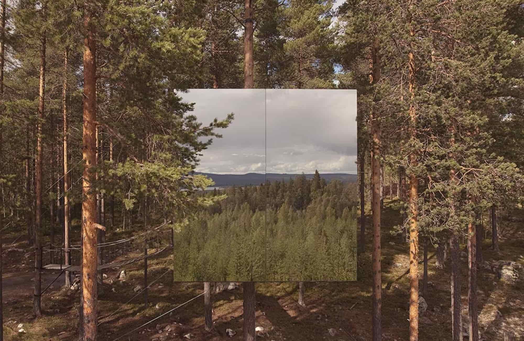 Voyage Laponie - TreeHotel - Amplitudes