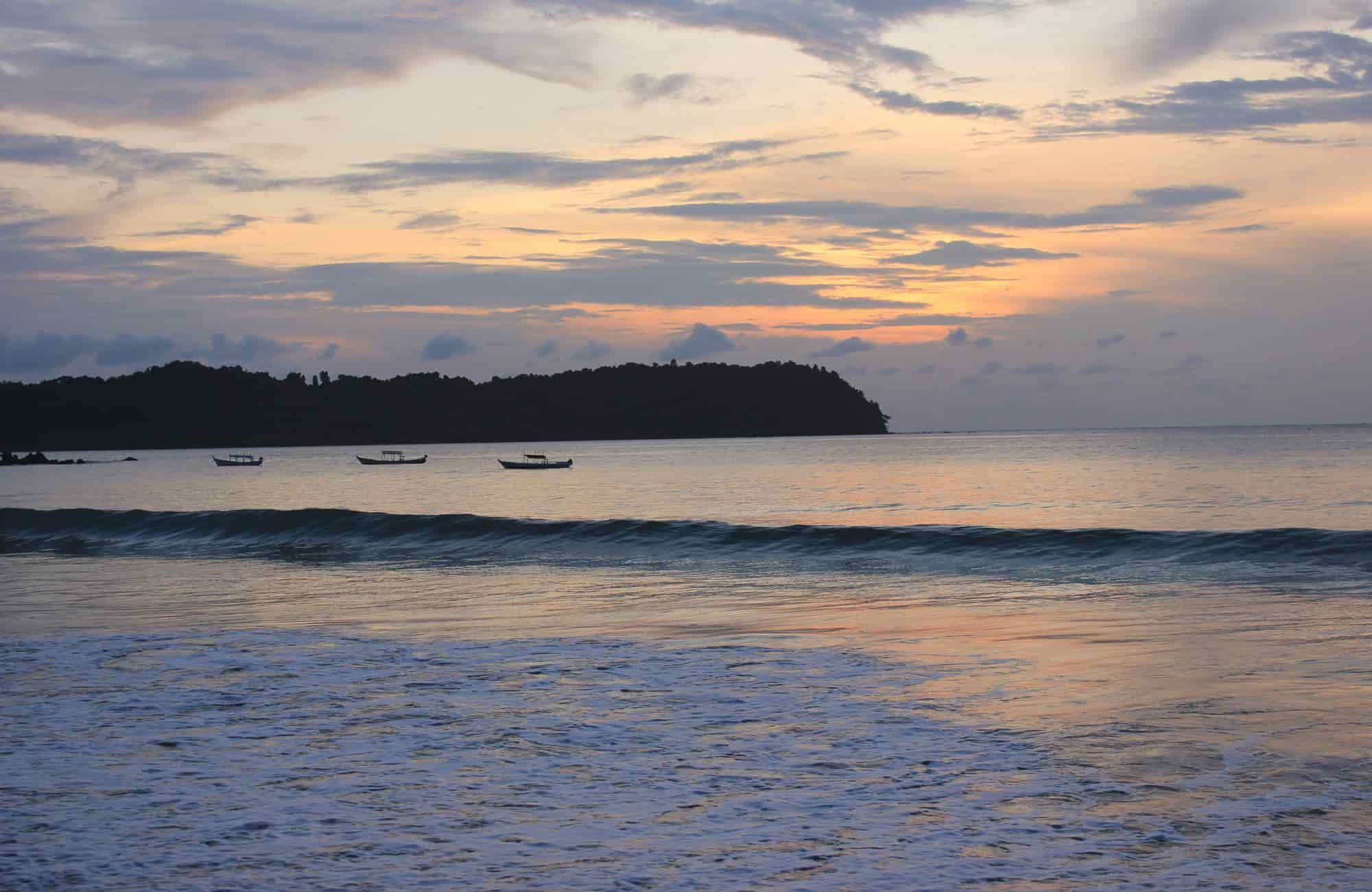 Voyage Birmanie - Ngapali mer - Amplitudes