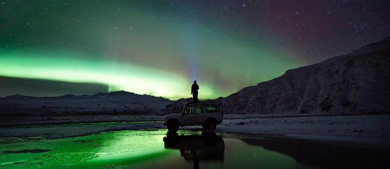 Voyage Islande - Aurores Boréales - Amplitudes