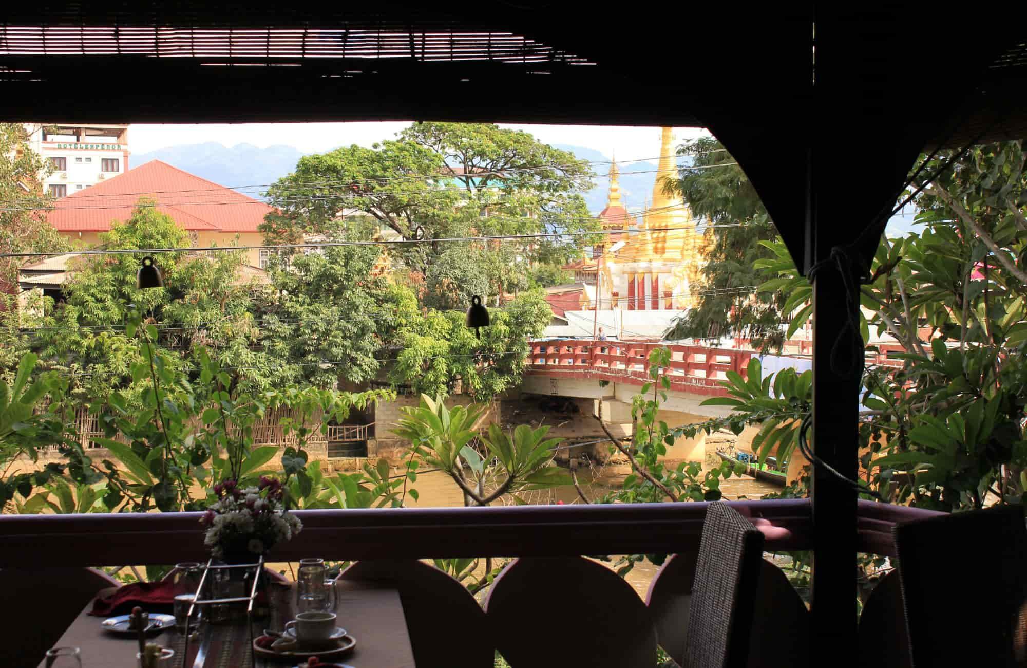 Voyage Birmanie - View Point Lodge - Amplitudes