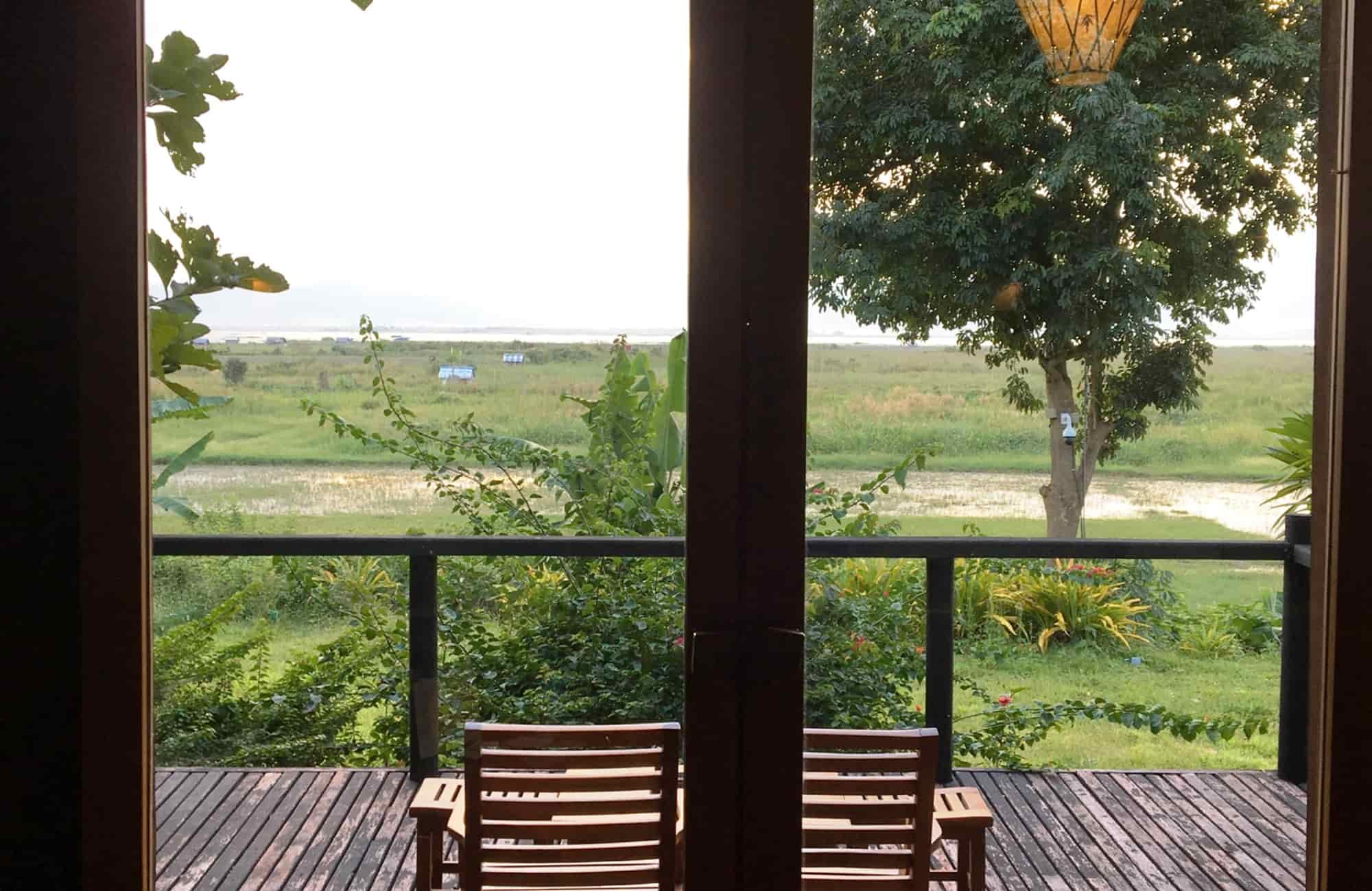 Voyage Birmanie - Villa Inle Resort and Spa - Amplitudes