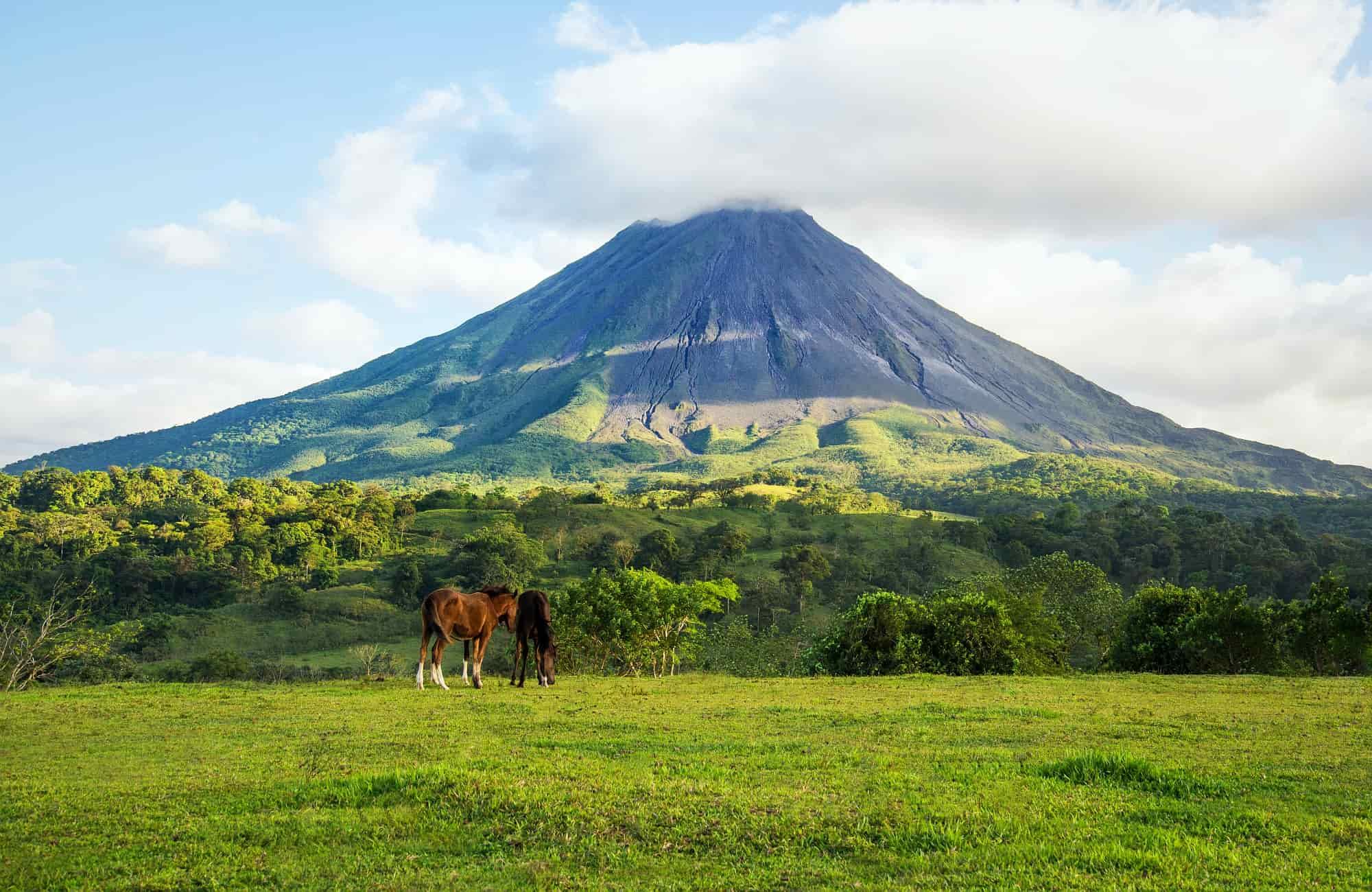 Voyage Costa Rica - Le volcan Arenal - Amplitudes