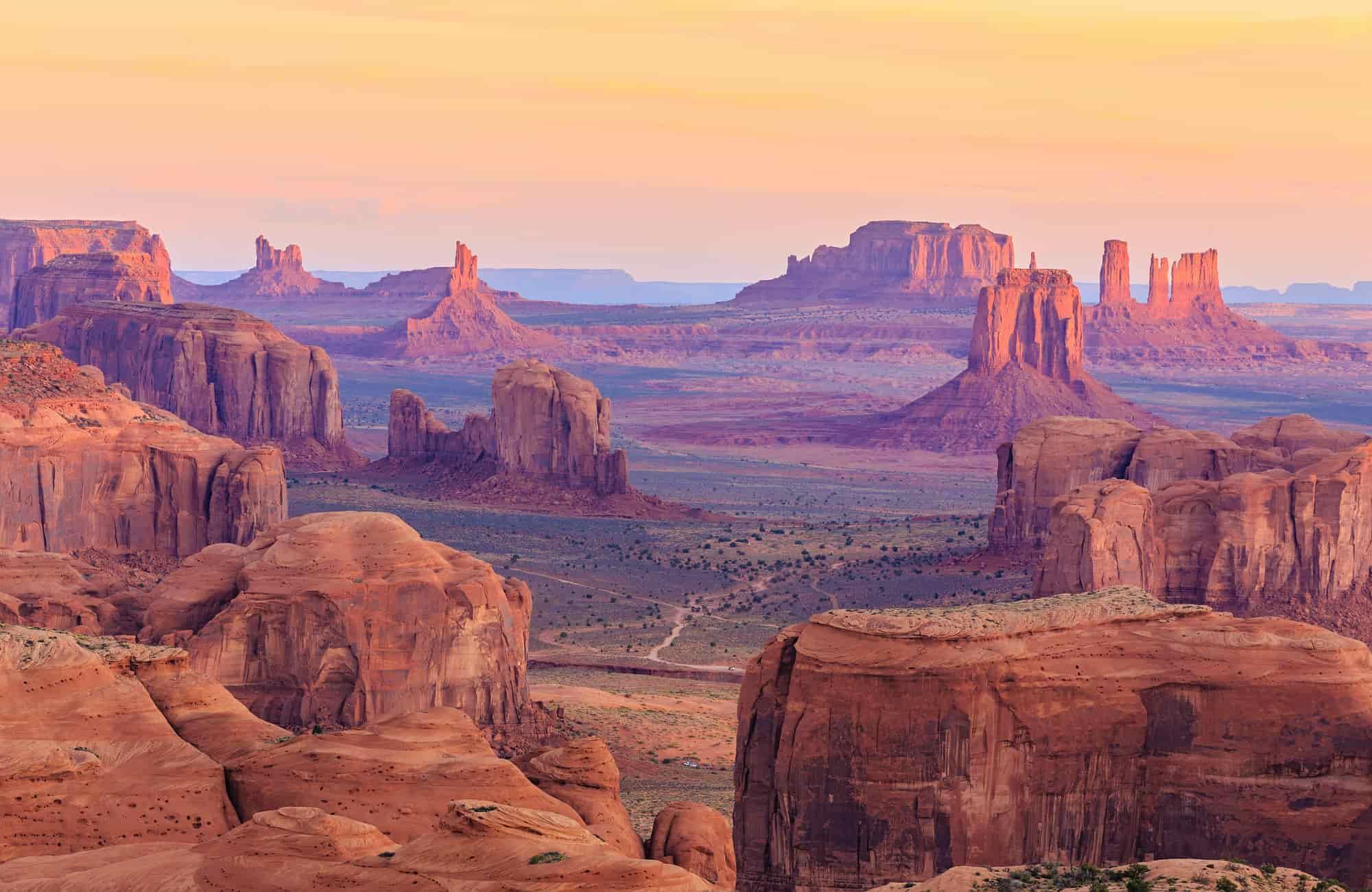 Voyage dans l'Ouest Américain - Les canyons de l'Ouest - Amplitudes