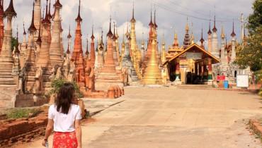 Voyage Birmanie - Laura