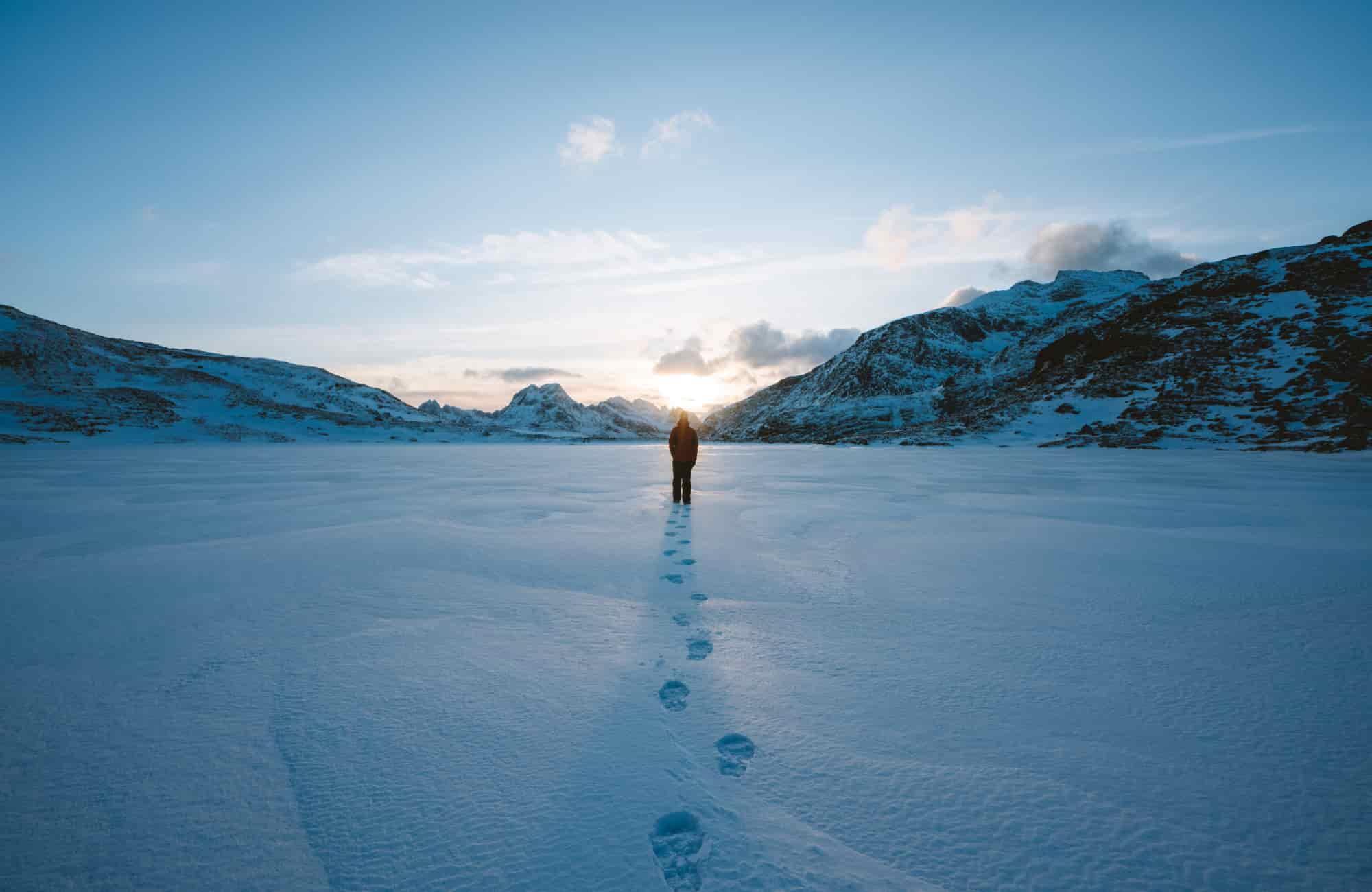 Voyage Norvège - Toundra enneigée - Amplitudes
