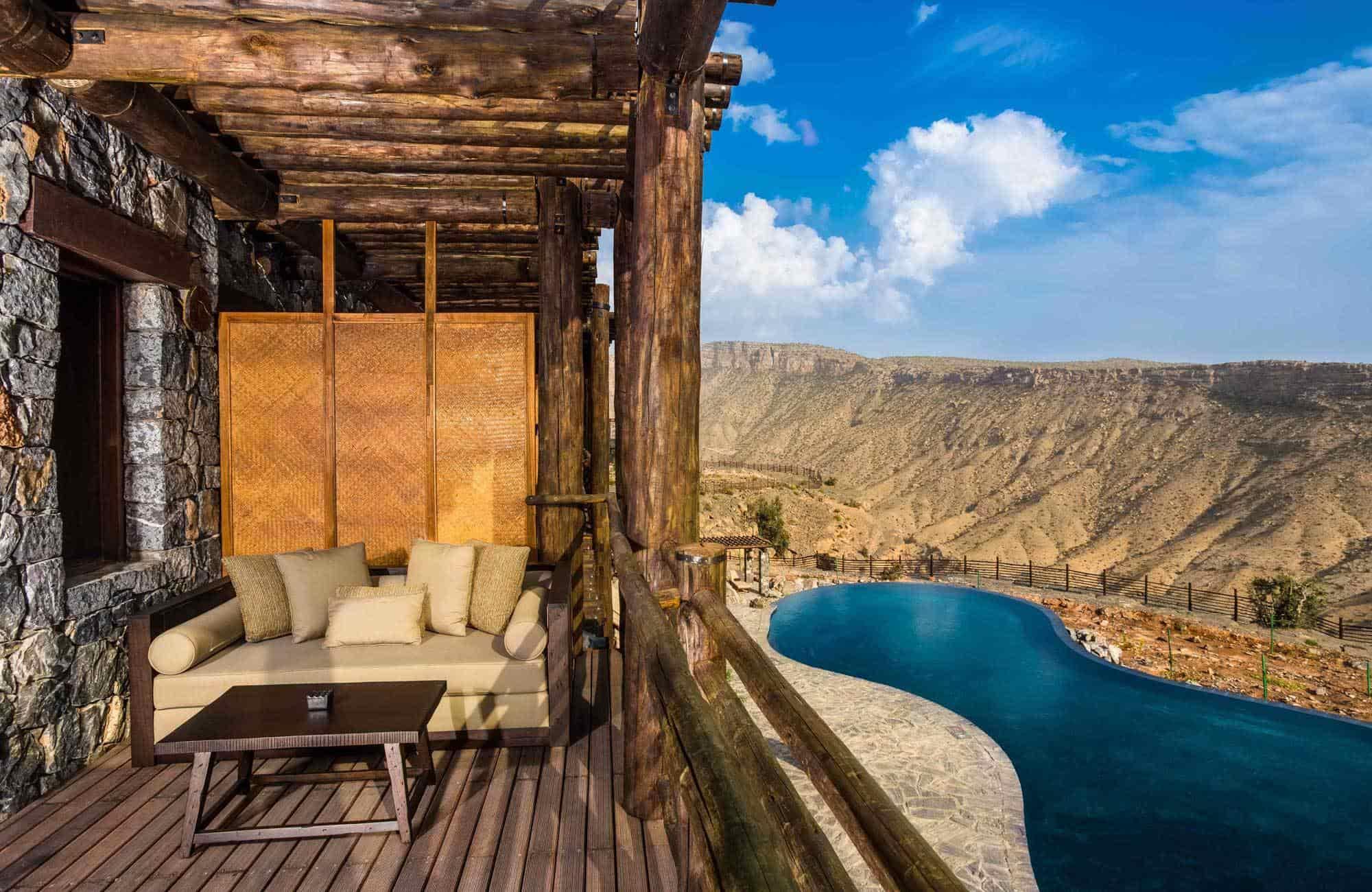 Voyage Oman - Séjour Alila-jabal-akhdar - Amplitudes