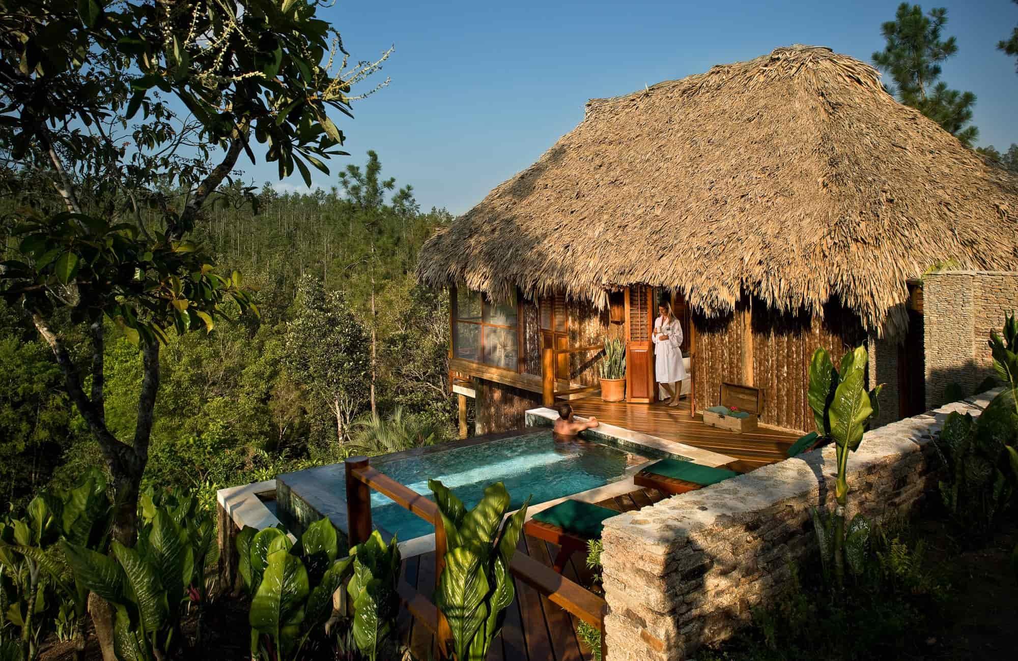 Voyage Belize - Séjour Blancaneaux Lodge - Amplitudes