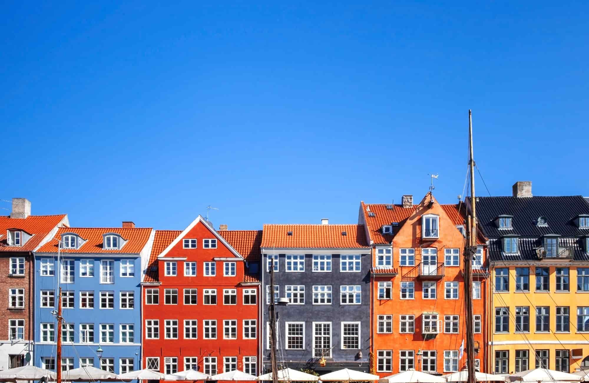 Voyage Danemark - Copenhague - Amplitudes