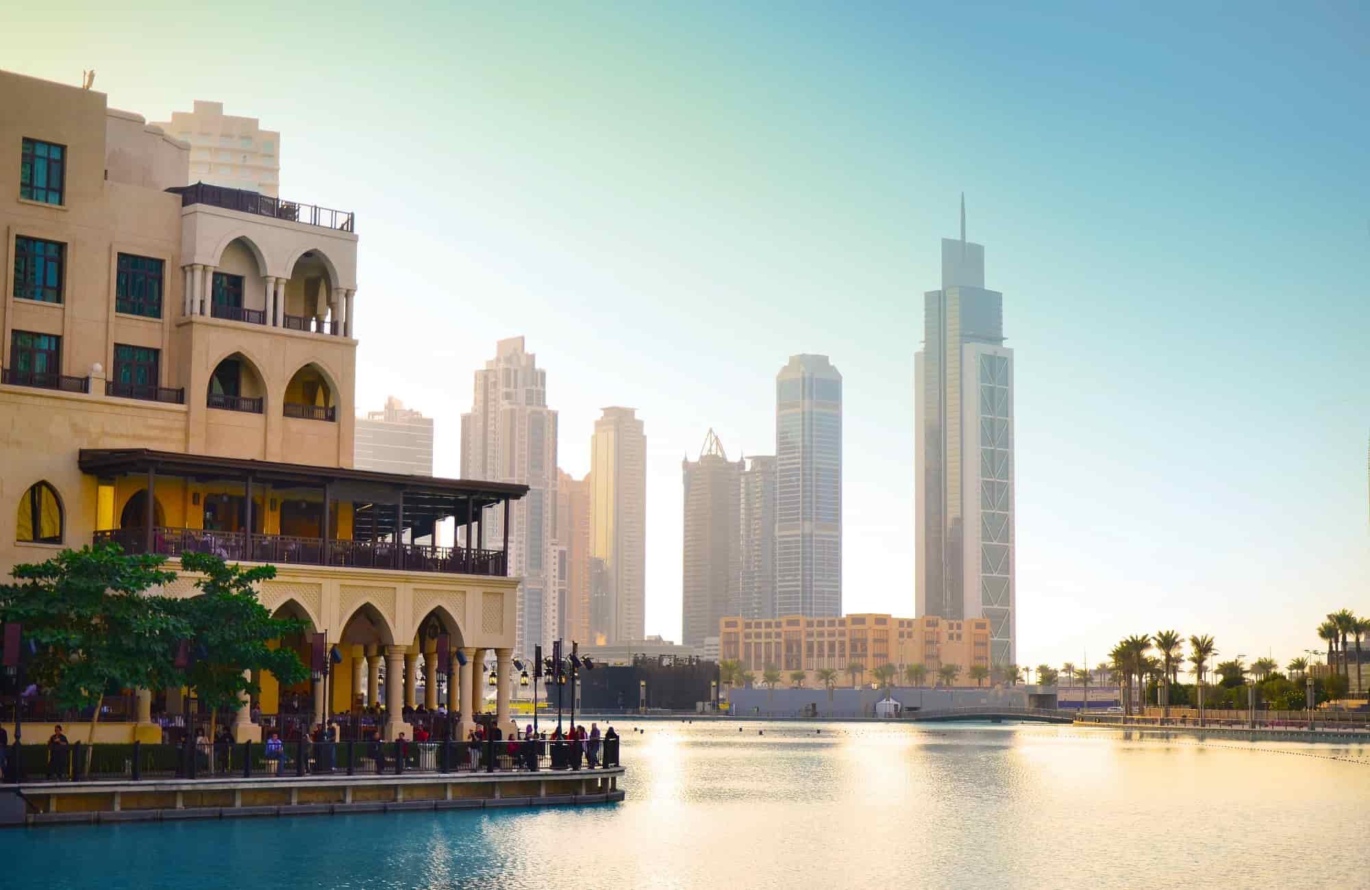 Voyage Dubaï - Les gratte-ciels de Dubaï - Amplitudes