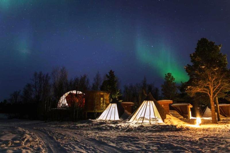 Voyage Laponie Norvège - Holmen Husky Lodge - Amplitudes