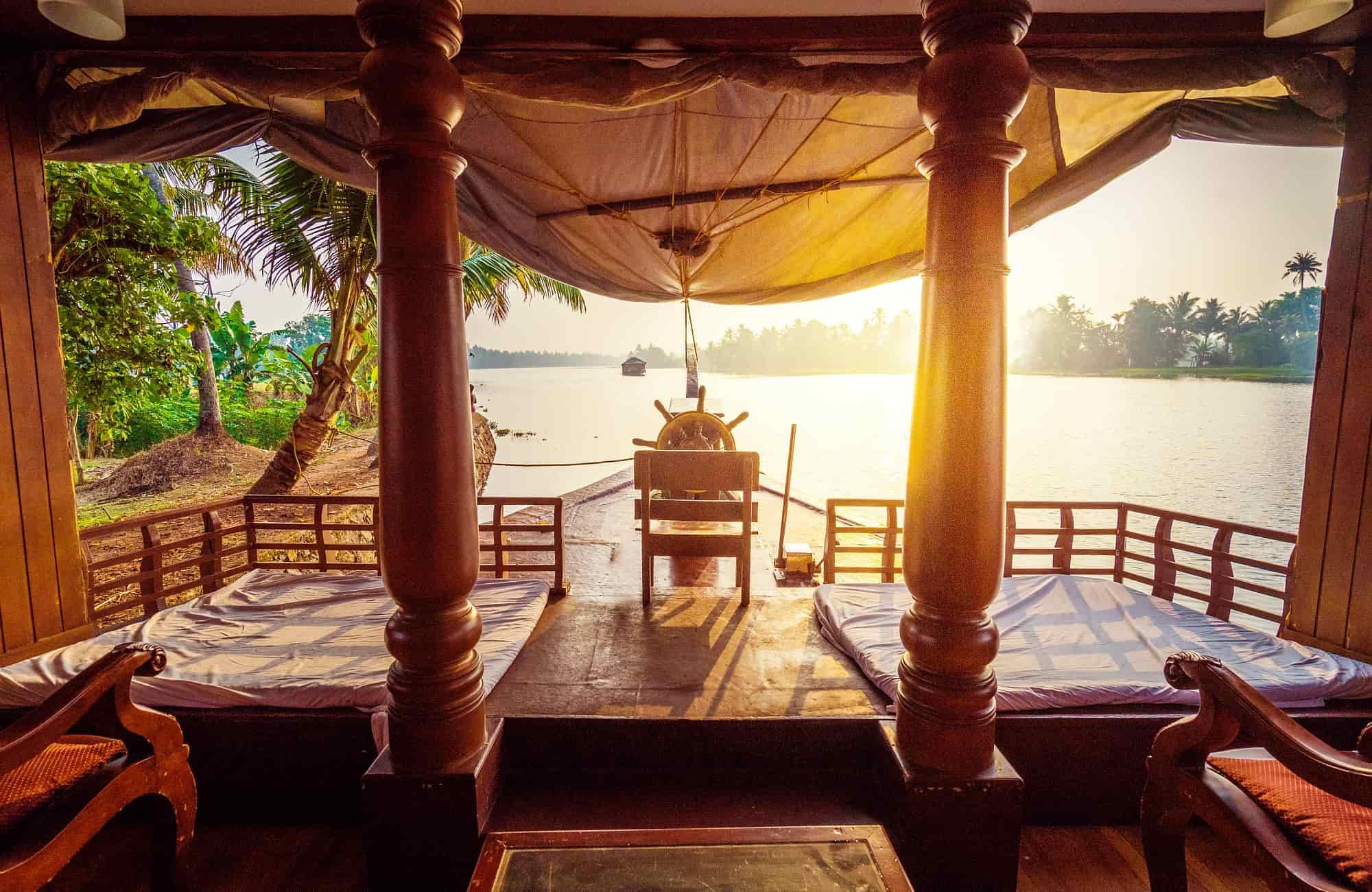 Voyage Inde - Backwater en Inde - Amplitudes