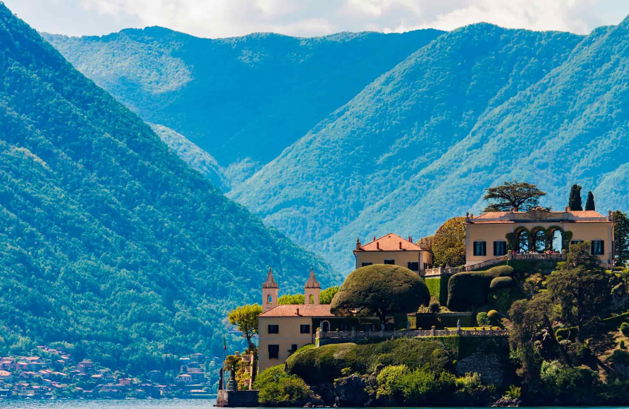 Voyage Italie - Lac de Côme - Amplitudes
