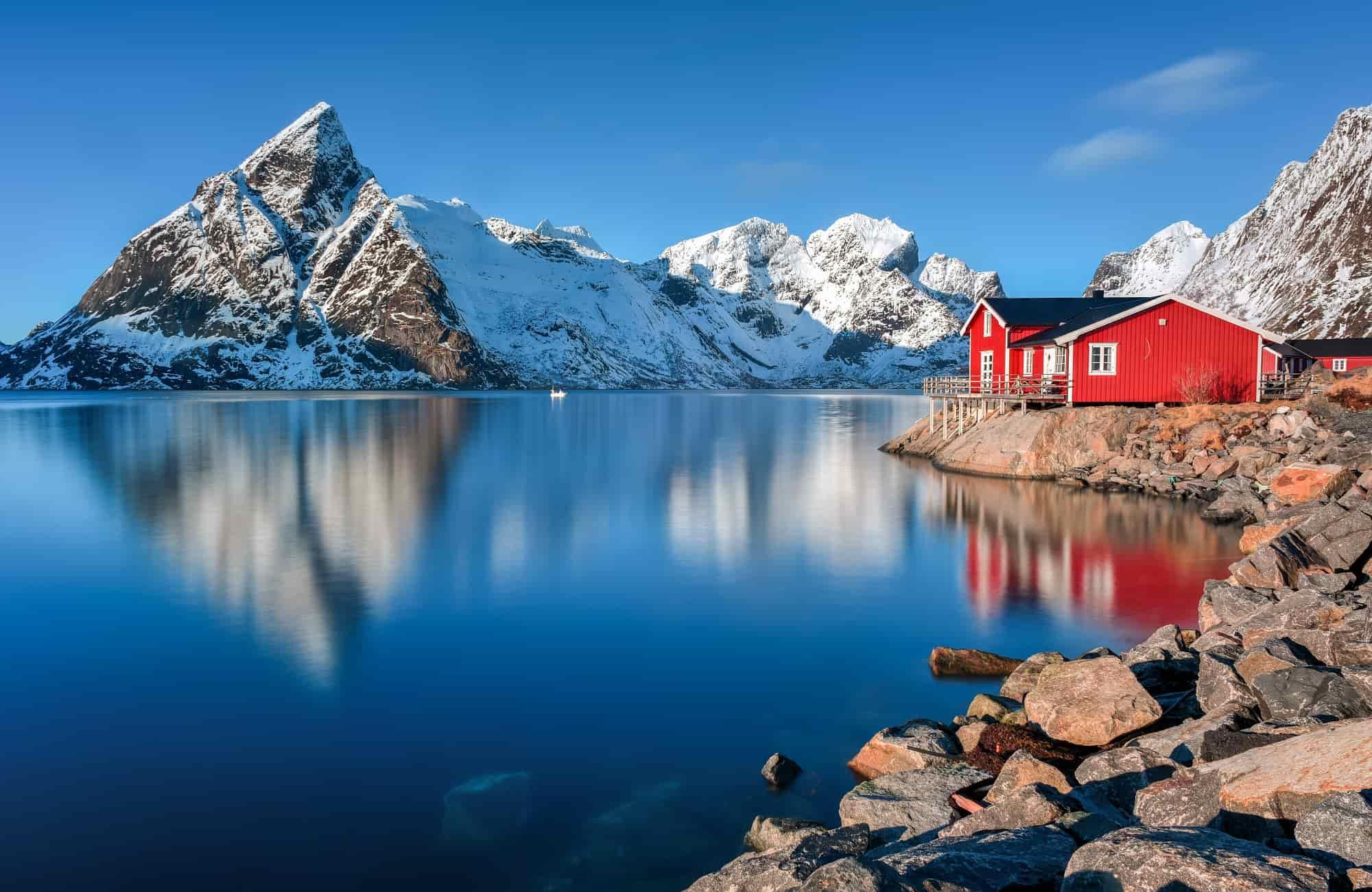 Voyage Norvège - Fjords norvégiens - Amplitudes
