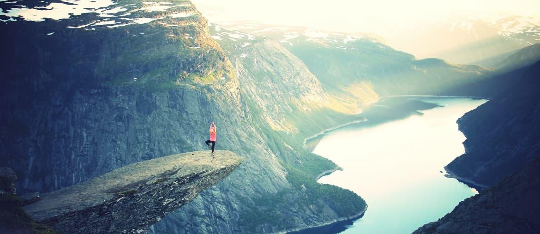 Voyage Norvège - Yoga au bout du monde - Amplitudes